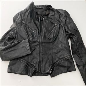 ISO. Blank NYC faux leather jacket